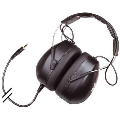 Headphone Vic Firth vic firth sih1 stereo isolation headphones 171 headphone