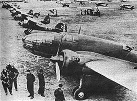 wwii 1939 bomber pzl 37 los books pzl p 37 bomber and p 11 fighters at okecie airfield prior