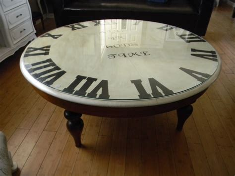 Clock Coffee Tables 1000 Images About Coffee Table Clock On Pinterest Clock Table Coffee And Tables