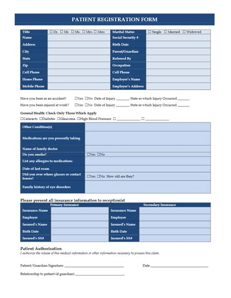 pics photos free registration form template word and business