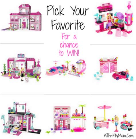 Barbie Giveaways - mega bloks barbie ヾ ノ giveaway giveaway last day to enter to win win