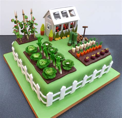 Cake Decorating Ideas At Home by Gardeners Green House Inspired Birthday Cake 171 Susie S Cakes