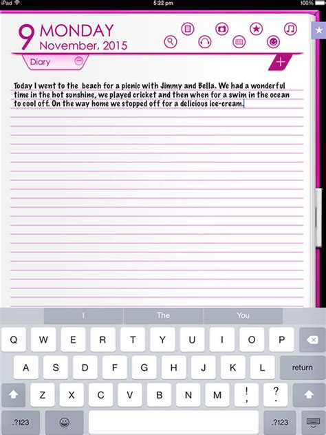 How To Make A Secret Diary Out Of Paper - my secret diary on the app store