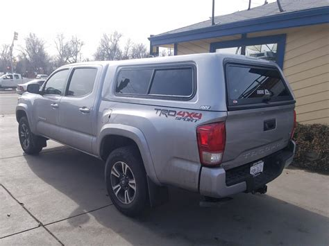 Toyota Tacoma Bed Shell 2017 Tacoma Are Cx Series Suburban Toppers