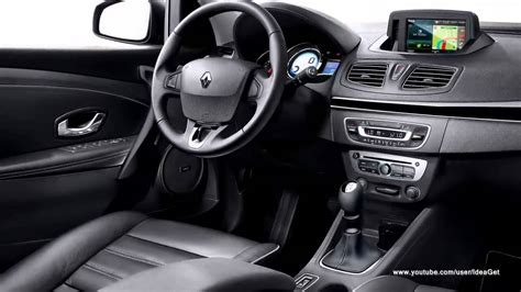 renault fluence 2015 interior 2013 renault fluence interiors and exteriors youtube