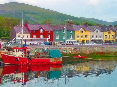 Search Dingle Dingle Ireland Photograph By Jim Mccullaugh