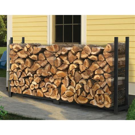 Metal Firewood Rack by 22 Firewood Rack For You To Get And Use Keribrownhomes