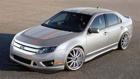 2011 Ford Fusion Sport by Steeda Autosports 2011 Ford Fusion Photo Sport 9693