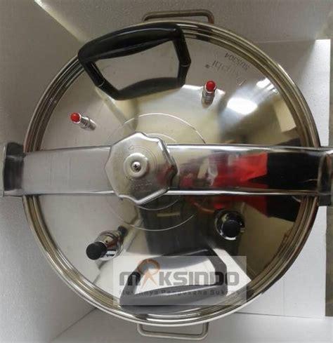 Panci Besar Stainless jual mesin panci presto 51 liter stainless prc50 di