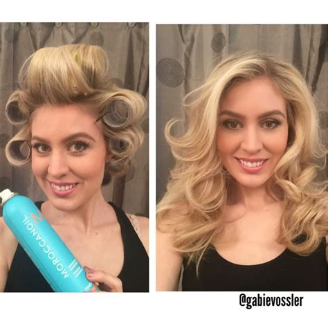 how to section hair for hot rollers best 25 velcro rollers ideas on pinterest hot curlers