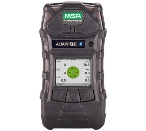 Multi Gas Detector Msa msa altair 5x pid multigas detector portable gas