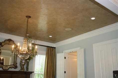 waxed venetian plaster ceiling the painted lady