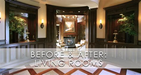 sophisticated living rooms classic sophisticated living room before and after san