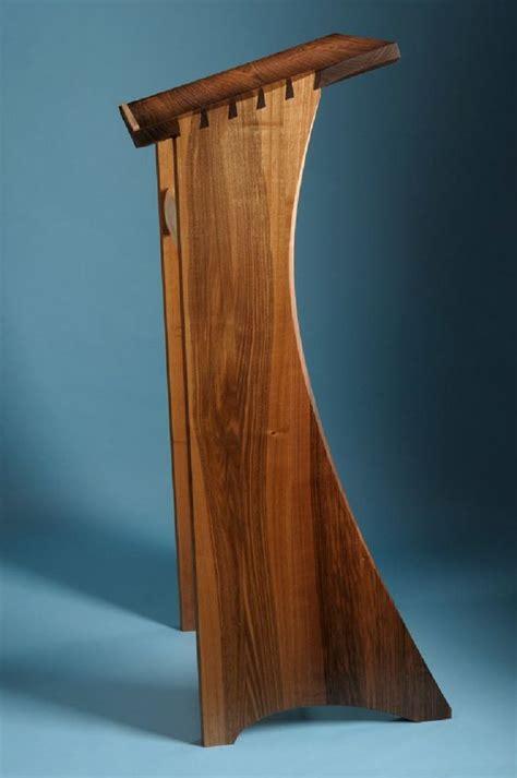 wood podium plans   loads   suggestions