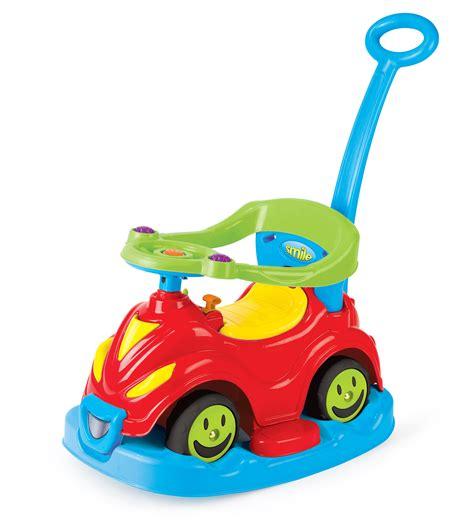 Baby Walker Ride On To Walk 4 in 1 large ride on baby walker rocker parent handle push