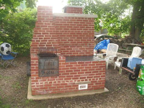 backyard brick smoker triyae com custom backyard smokers various design