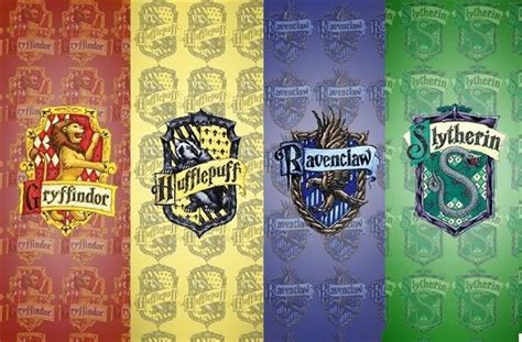 Houses Of Hogwarts by Friday Open Thread Which Hogwarts House Is Best In The