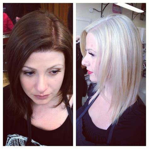 platinum hairstyles with some brown 18 best platinum blonde images on pinterest blondes