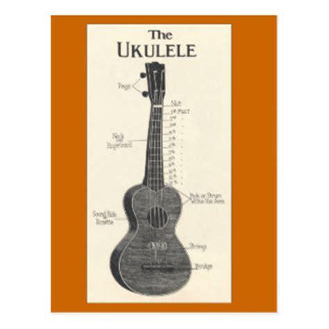 Ukulele Birthday Card Ukulele Cards Invitations Zazzle Co Uk