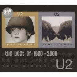 u2 best u2 best of u2 1980 2000