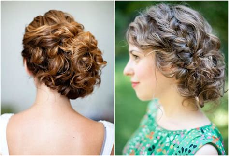 Bridal Hairstyles For Naturally Curly Hair by Untamed Tresses Naturally Curly Wedding Hairstyles