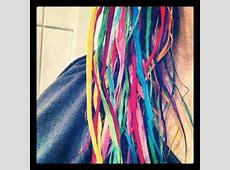 FUCK YEAH RAINBOW HAIR Rainbow Hair Tumblr