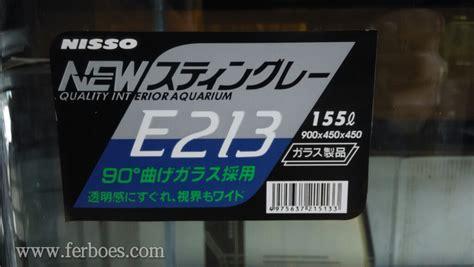 Pompa Aquarium Nisso tutup aquarium nisso e213 90 cm ferboes