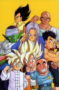 dragon ball cool pics dbz characters