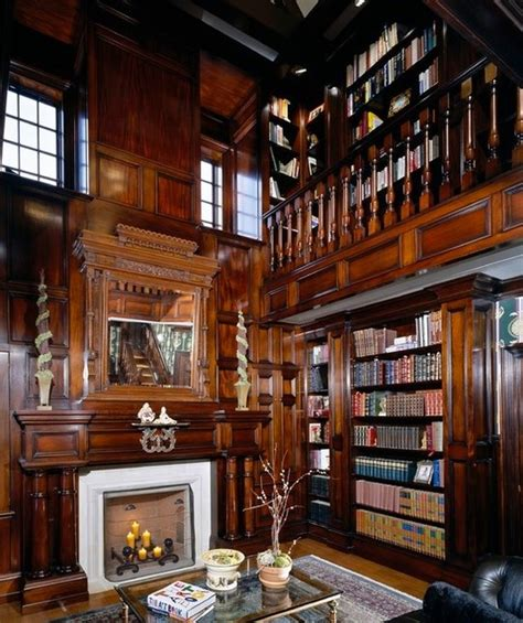 home office library houzz michael molthan luxury homes libraries and study