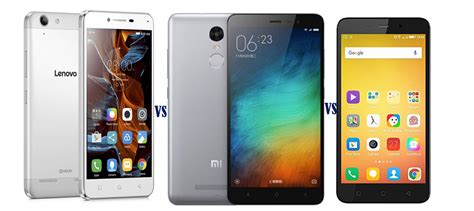 Lenovo Vibe K5 Note Plus lenovo vibe k5 plus vs xiaomi redmi note 3 vs coolpad note