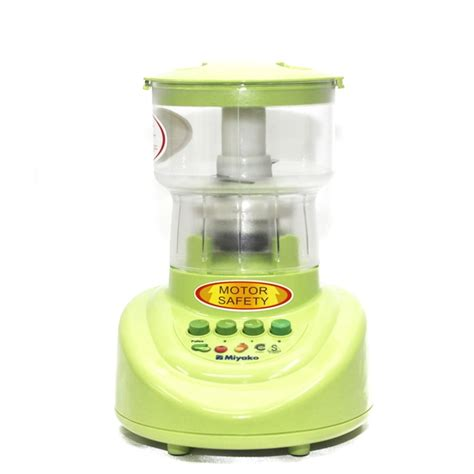 Blender Miyako Ch 501 Pf Ap jual miyako chopper blender ch 501 pf ap hijau utama