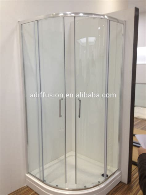 Curved Glass Shower Door Patented Installation Wheels Curved Glass Shower Door Buy Curved Glass Shower