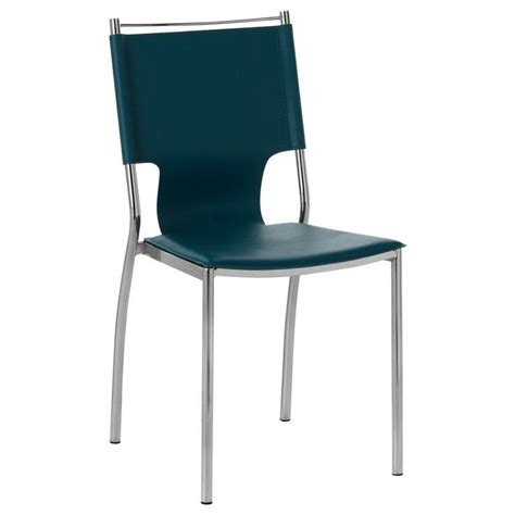 Teal Leather Chair Pin By Cintia Oz On Lake House