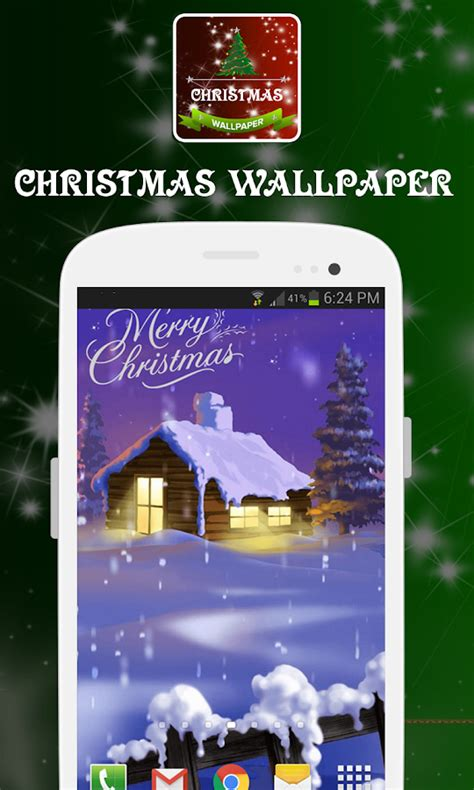 christmas wallpaper google play christmas wallpapers android apps on google play