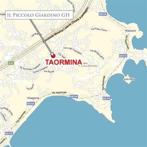 porte di catania come arrivare come arrivare hotel il piccolo giardino gh taormina