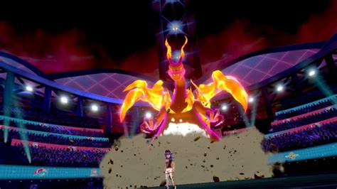 defeat leon  championship pokemon sword  shield