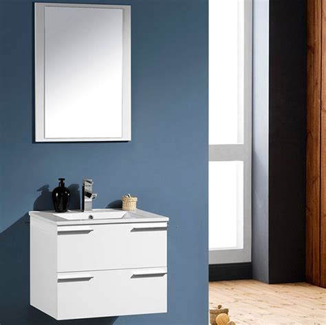bathroom catalogs free centra 600mm white wall mount bathroom vanity unit and