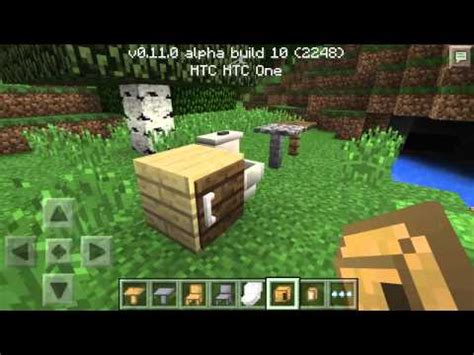 How To Make Furniture In Minecraft Pe by Minecraft Pe 0 11 1 Mod Furniture V3