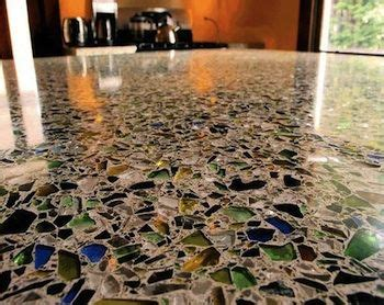 recycled glass countertops australia 17 best images about aggregate on water house