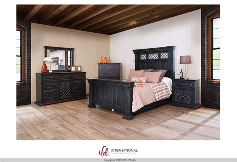 bedroom furniture little rock ar ifd imperial black bedroom group marshall s cost plus