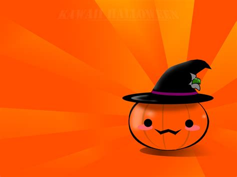imagenes de halloween fondos kawaii japonesa de halloween fondos de pantalla kawaii