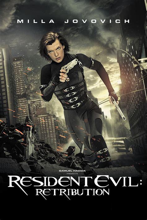 misteri film resident evil resident evil retribution