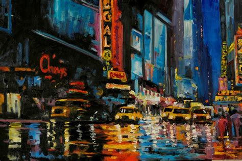 paint nite new york coupon manhattan overwhelms the at the fisher gallery