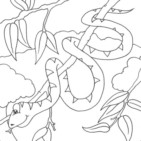 free coloring pages of wild animals free animal wild snake printable coloring pages