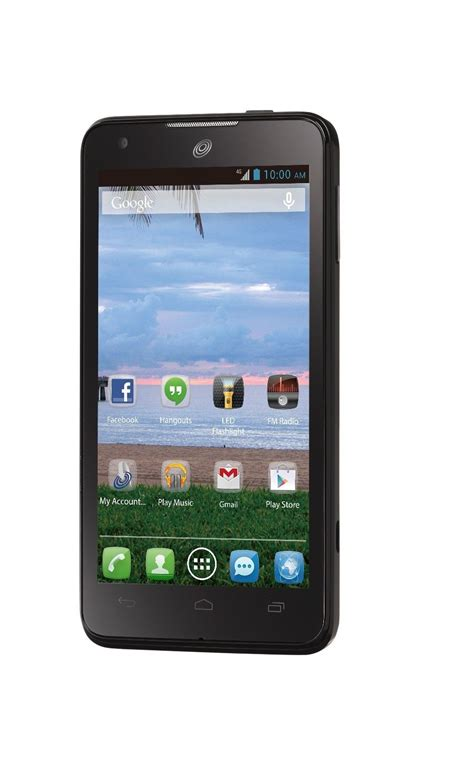 tracfone android phones alcatel sonic lte 4 6 quot android tracfone sale 14 99 buyvia