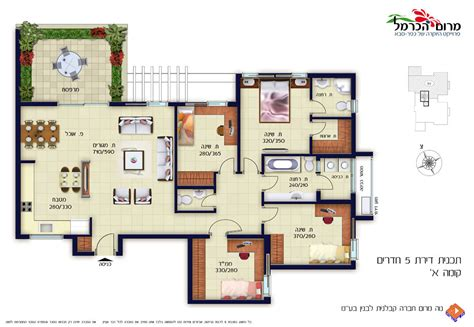 2d Floor Plan | barkanliberman portfolio 2d 3d maps floor plans