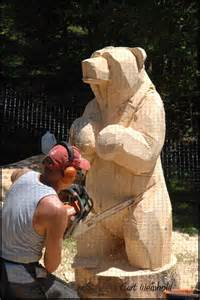 Chainsaw Carved Bench Wood Carvings On Pinterest Chainsaw Carvings Chainsaw