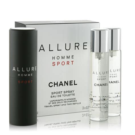 Homme Sport chanel homme sport twist spray eau de toilette s of kensington