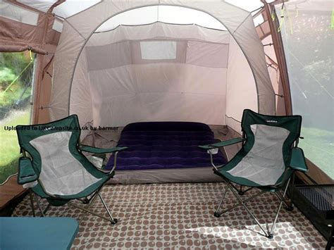 bedroom tent outwell carolina 3 tent reviews and details