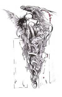 angel tattoos designs and ideas page 73